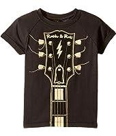 Rock Your Baby - Headstock T-Shirt (Toddler/Little Kids/Big Kids)