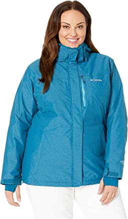 Plus Size Alpine Action™ Omni-Heat™ Jacket