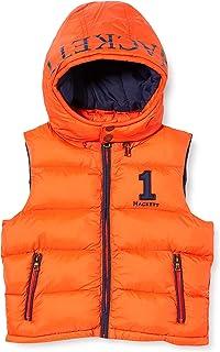 Hackett London Hooded Gilet B Chaqueta para Niños