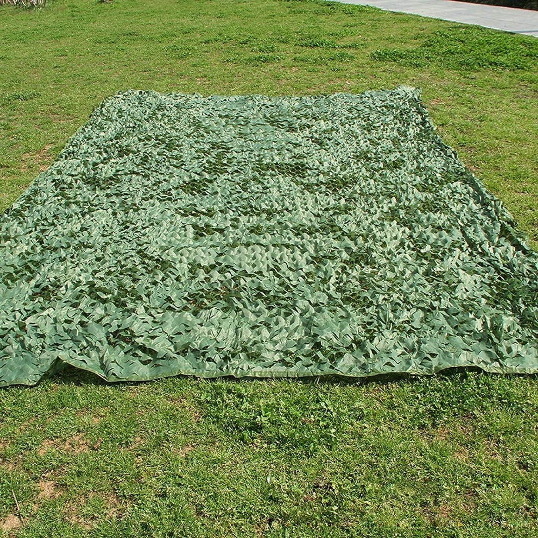 微視的にはまってサイクル遮光ネット迷彩ネット 迷彩ネット日焼け止めネット屋外釣り写真撮影狩猟撮影装飾グリーン 屋外の日陰の庭に適しています (Size : 6*6M)