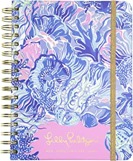 $29 » Lilly Pulitzer Large 2020-2021 Planner Weekly & Monthly, Dated Aug 2020 - Dec 2021, 17 Month Hardcover Agenda with Notes/A...