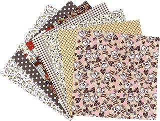 7/pezzi 40/x 50/cm in tessuto di cotone per trapunte patchwork cuscini patchwork Telas cucire tessuti DIY Crafts Tilda panno