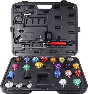 FreeTec 25pcs Cooling System Radiator Cap Pressure Tester Kit