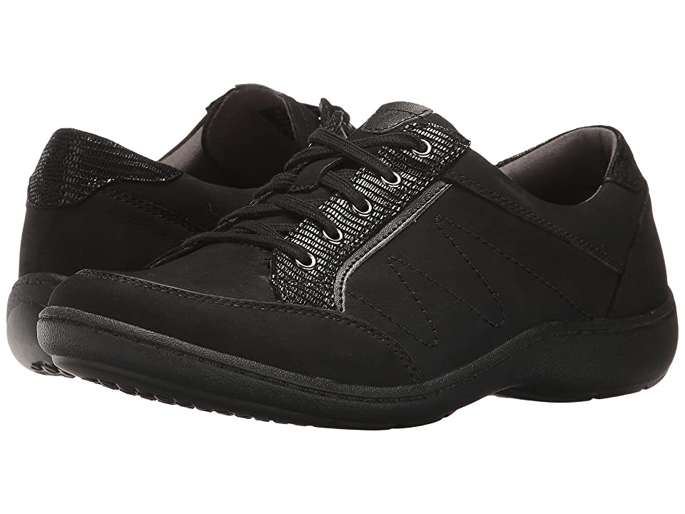 Aravon Bromly Oxford (Black) Women