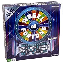 wheel of fortune dvd game