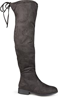 3e6e15d932229 Amazon.com: 11 - Over-the-Knee / Boots: Clothing, Shoes & Jewelry