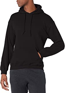 Men's Fleece Hooded Sweatshirt, Style G18500