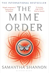 The Mime Order (The Bone Season series Book 2) (English Edition) Format Kindle
