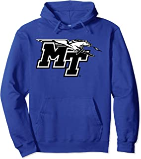 Middle Tennessee Blue Raiders NCAA Hooded Sweatshirt PPMTN02