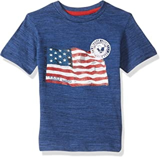 toddler boy american flag shirt