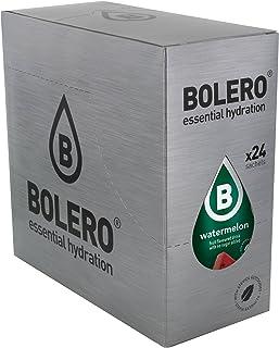 comprar comparacion Bolero Bebida Instantánea sin Azúcar, Sabor Sandía - Paquete de 24 x 9 gr - Total: 216 gr