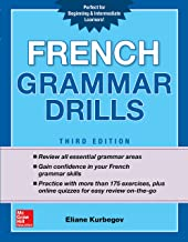 French Grammar Drills, Third Edition (French Edition)