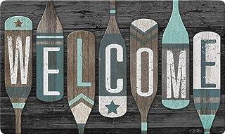 Toland Home Garden 800511 Welcome Paddles 18 x 30 Inch Decorative, Doormat