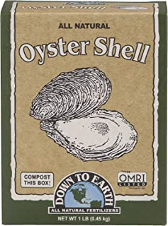 oyster shell nutrients