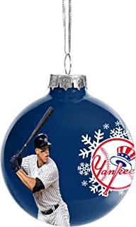 New York Mets Station Wagon With Tree Ornament