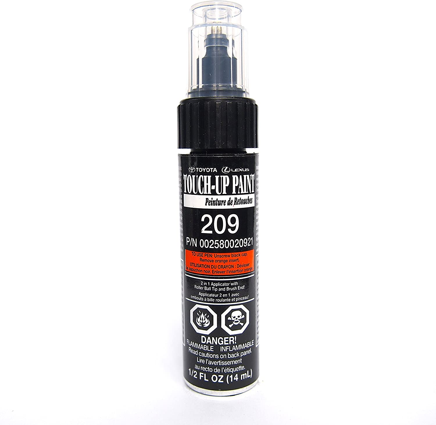 Toyota Touch Up Paint 209 Black Scion Sale Special Price Pearl Genuine Lexus sold out Sand