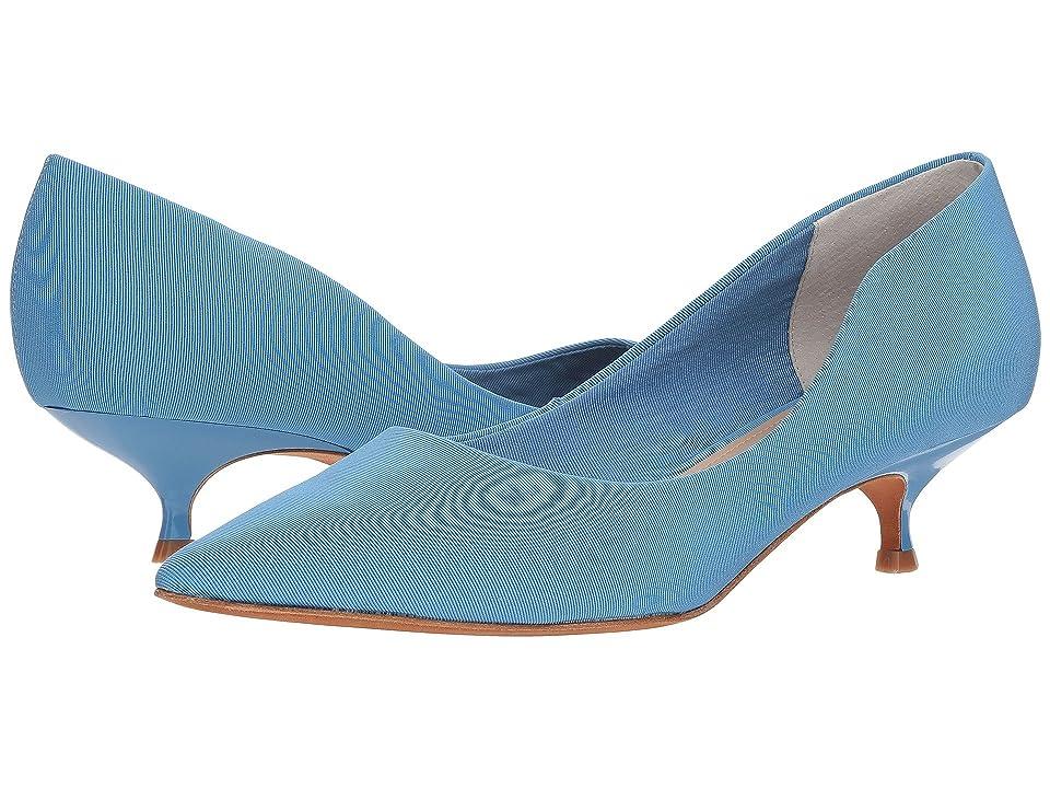 Marc Fisher LTD Xanthe 2 (Blue Fabric) Women