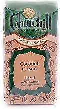 Churchill Coffee Coconut Cream 12 oz - Ground (Decaf)