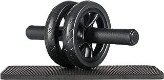 【Amazon限定ブランド】 ウルトラスポーツ 腹筋ローラー 台湾製 超静音 筋トレ 専用マット付き