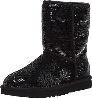 UGG UGG Women's Adirondack Boot III Snow, Charcoal, 5 M US from Amazon   ShapeShop