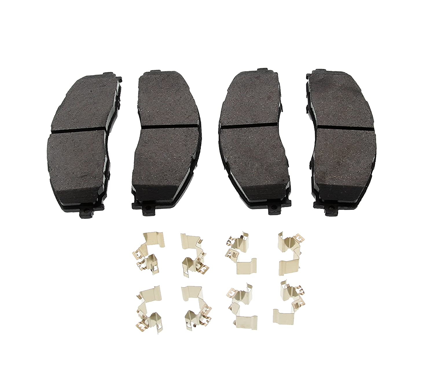 Race Driven Super Duty Premium Front Brake Pads OEM DC3Z-2001-E for Ford F250 F350 F 250 350
