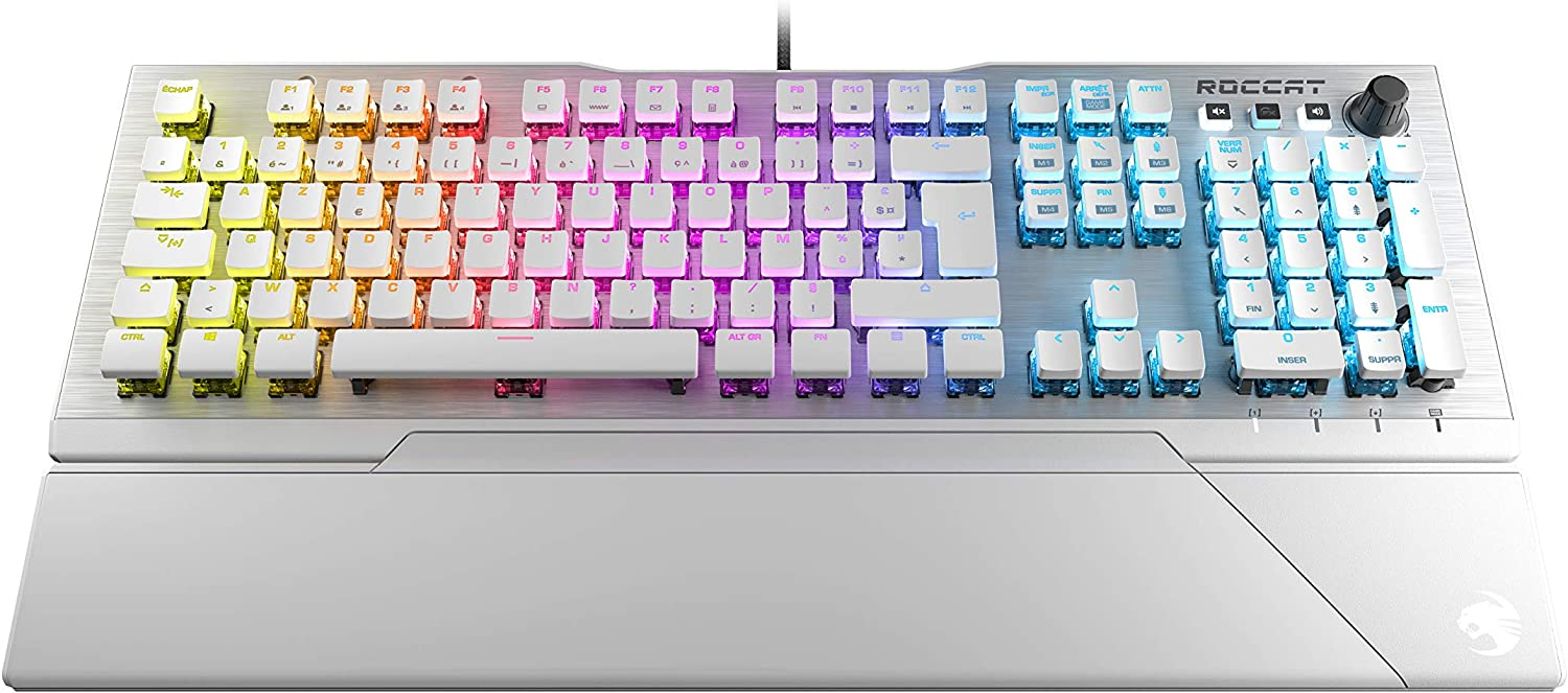 VULCAN 122 AIMO SWITCH BROWNCLAVIER GAMING