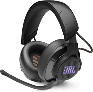 JBL Quantum 600 Wired Over-Ear Gaming Headphone, Black