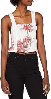 Hurley W Jenna Tank Shirt Mujer