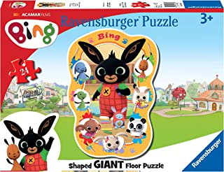 Noris 606031790 Lot de 45 Puzzles g/éantes sur Le Poney