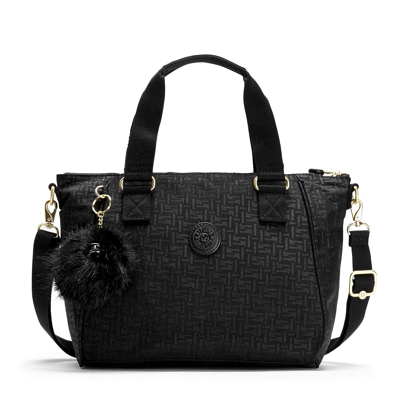 ギャラリー投票私(Black (Black Pylon Emb)) - Kipling Women's Amiel Handbag