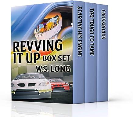 Revving It Up Box Set -- Gay Romance Trilogy