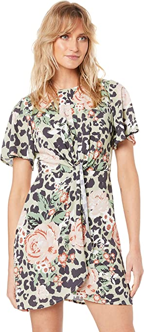 Shilla the Label Women's Enchant Animal Knot Dress