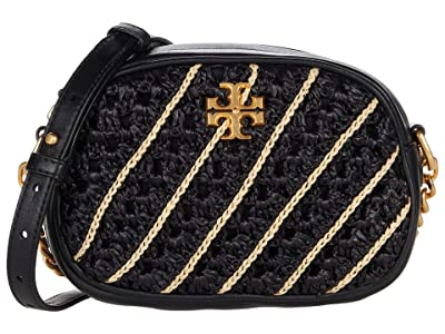 Tory Burch Kira Crochet Small Camera Bag