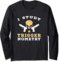 Best i study triggernometry long sleeve shirt Reviews