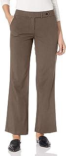 Calvin Klein womens Petite Lux Classic Pant Pants