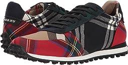 Burberry - Travis Tartan Sneaker