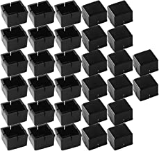 Amazon Com Square Rubber Chair Leg Caps