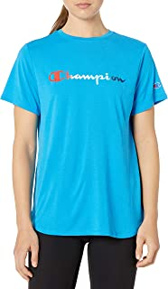 Champion Womens W5682G Sport Lightweight Tee Short Sleeve T-Shirt