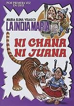 NI CHANA NI JUANA [MARIA ELENA VELASCO,ARMANDO CALVO,CARMEN MONTEJO] [Ntsc/region 1 and 4 Dvd. Import - Latin America].