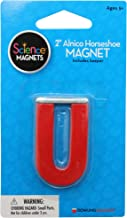 Dowling Magnets Alnico Horseshoe Magnet (2 inches high) with keeper