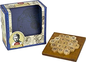 Great Minds Aristotle's Number Classic Wooden Puzzle
