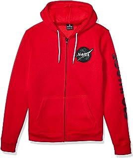 Southpole Men`s NASA Collection Fleece Sweatshirt (Hoody, Crewneck)