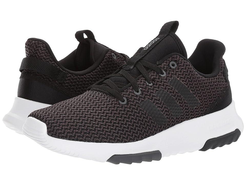 adidas Cloudfoam Racer TR (Black/White) Men