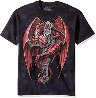 The Mountain Gothic Guard Adult T-Shirt