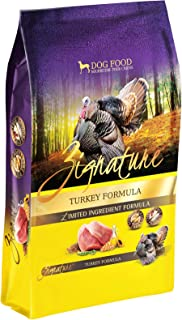 Zignature Turkey Dry Food 27 Pound