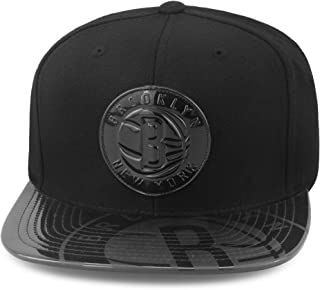 Best nets snapback leather Reviews