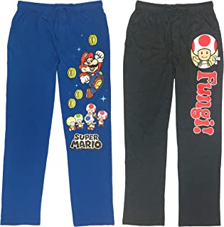Best super mario pajama pants Reviews