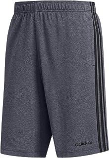adidas Men's Essentials 3-Stripes Single Jersey Shorts Shorts