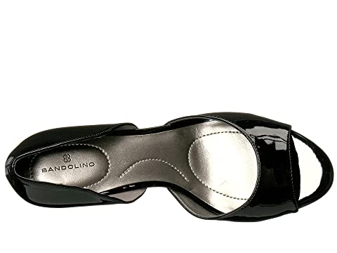 Black Bandolino Soft Super Synthetic Patent Nubilla zgxZF
