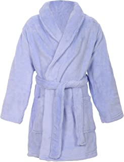 Image of Light Purple Bath Robe for Girls - See More Colors